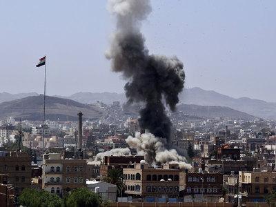 При авиаударах по Йемену погибли 19 мирных жителей