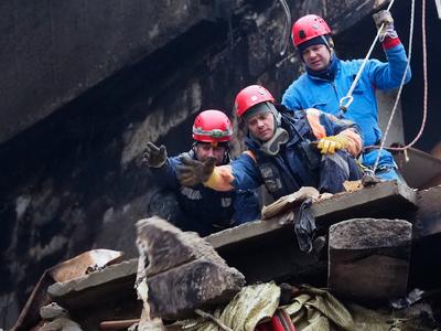 В Волгограде нашли вторую жертву взрыва дома