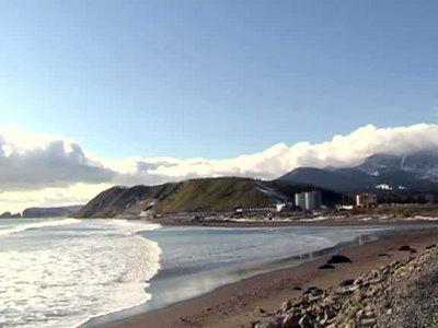 Курилы переходят на новые виды энергии - ветер и вулканы