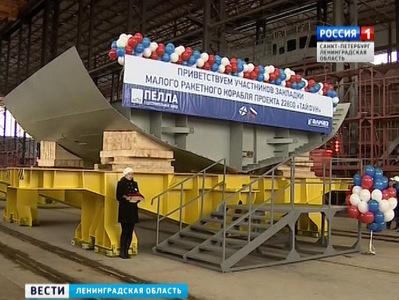 "В Ленинградской области ждут ""Ураган"" и ""Тайфун"""