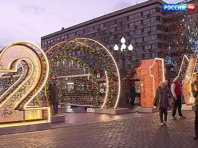 Москва и Питер останутся на Новый год без снега