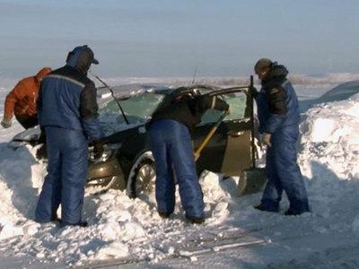 15 часов на морозе: заложники трассы Оренбург-Орск готовят коллективное заявление