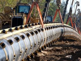 Греция одобрила Трансадриатический газопровод