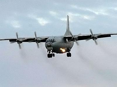 Найдены тела трех жертв крушения украинского Ан-12