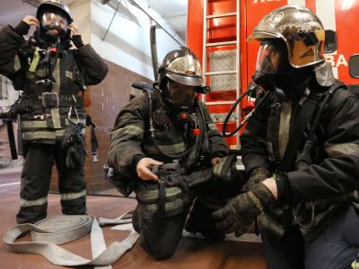Москва подарила Севастополю 10 троллейбусов и 3 пожарные машины