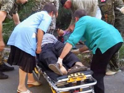 Больницы Макеевки не справляются с потоком раненых