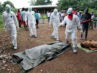 Самолет с заболевшим лихорадкой Эбола британцем покинул Сьерра-Леоне