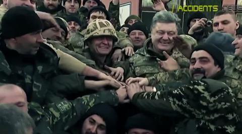 Порошенко: за год украинская армия возродилась