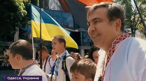 Саакашвили: еще не Михайло, но уже и не Мишико