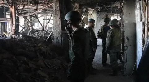 В новогоднюю ночь от рук украинских силовиков погиб военный армии ДНР