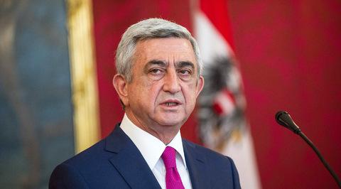 Встреча президента Армении с демонстрантами не состоится
