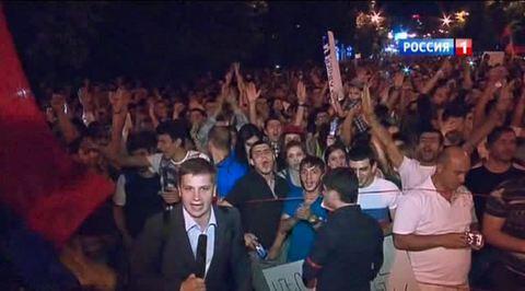 В ереванском протесте нет антироссийского следа