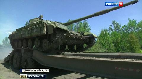 ДНР и ЛНР месяц не обстреливают Украину из тяжелого оружия