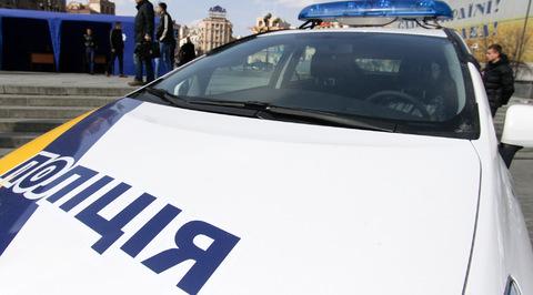 Киевская полиция обезвредила заминированный грузовик