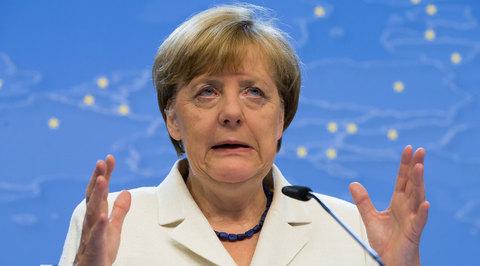 Как проехать к Меркель
