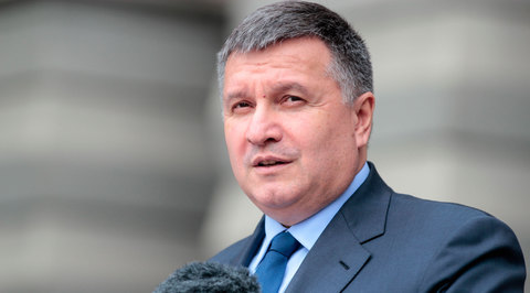 Саакашвили обвинил Авакова в угрозах в свой адрес
