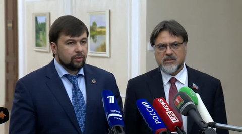 Ситуация в Донбассе: об отводе вооружений договорились, осталось решить политические вопросы