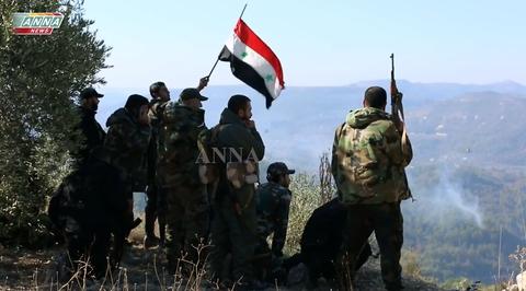 Видео спасения сирийцами морпехов с подбитого российского вертолета