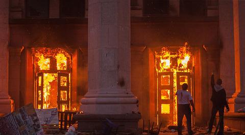 Киев делился с Советом Европы непонятной информацией по бойне в Одессе