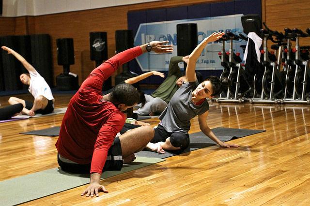 Физические упражнения могут быть лучшим оружием в борьбе со старением (фото Pixabay).