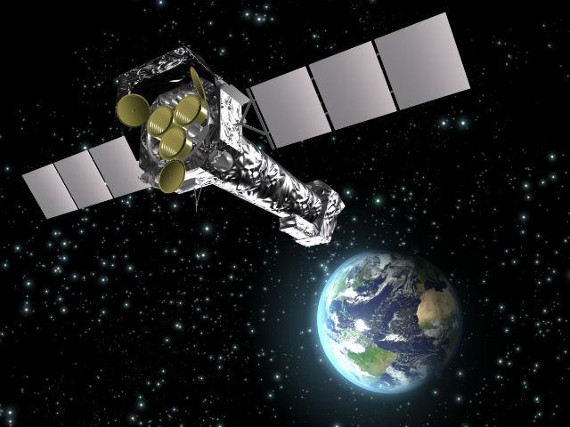 Открытие было совершено после анализа данных рентгеновской обсерватории XMM-Newton (иллюстрация ESA/NASA/Wikimedia Commons).