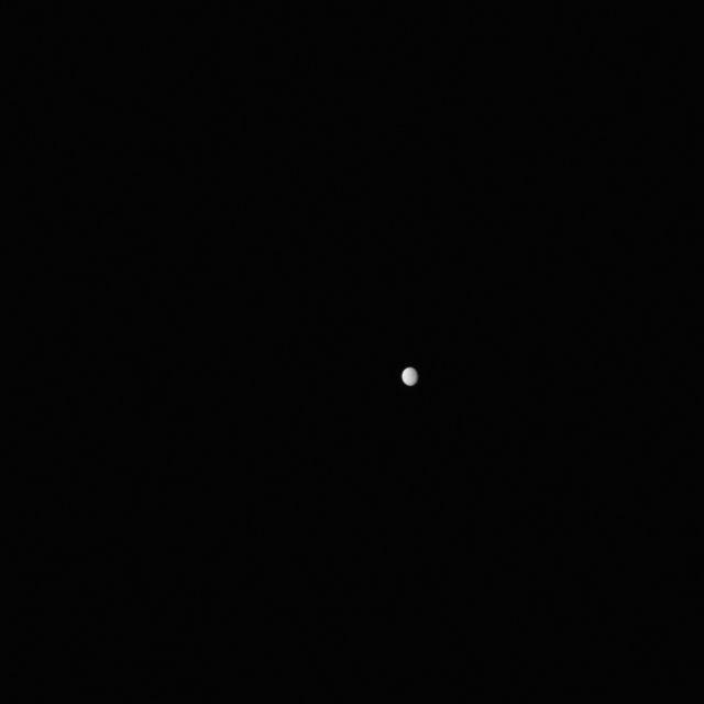 """По мере приближения к Церере """"Заря"""" будет делать всё более чёткие снимки (фото NASA/JPL-Caltech/UCLA/MPS/DLR/IDA)."""