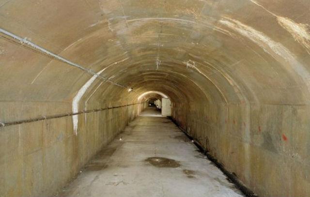 Туннели, где эхо длится рекордные 112 секунд