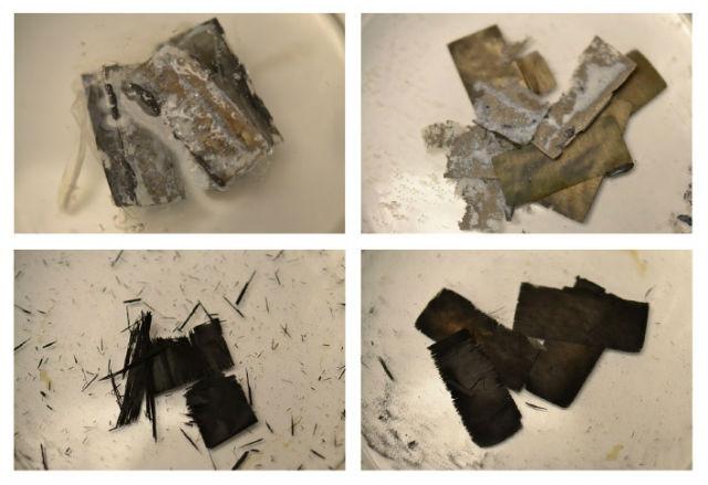 После растворения аккумулятор выпускает менее 9 миллиграммов магния (фото University of Illinois).
