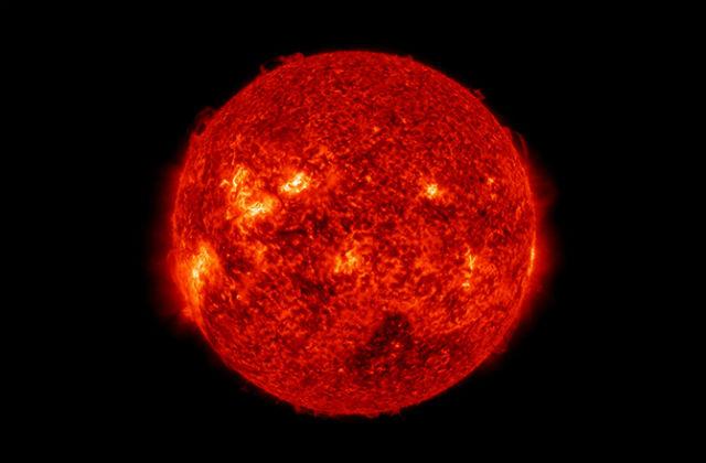 Сестра-близнец Солнца должна быть очень похожа на наше светило (фото NASA/SDO).