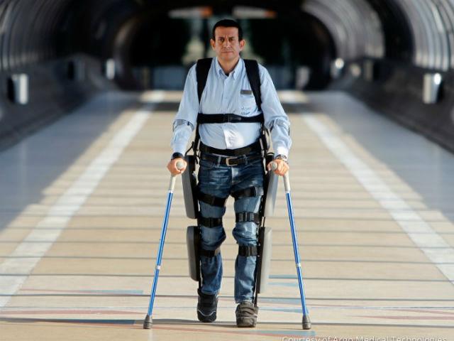 Пройдя обучающую программу и получив специальный сертификат, каждый пациент с параличом нижних конечностей сможет обрести радость движения (фото Argo Medical Technologies).
