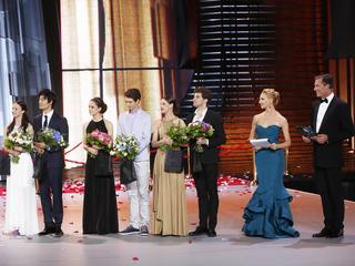 Большой балет 2016. Церемония награждения победителей. Фото Вадима Шульца