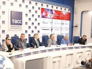 38-й ММКФ. Пресс-конференция в ТАСС. Фото Вадима Шульца
