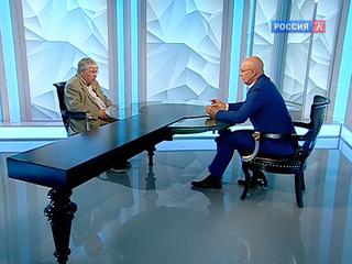 Главная роль. Кирилл Разлогов. Эфир от 23.06.2016