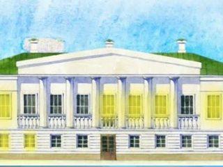Музей-усадьба «Ясная Поляна» представил виртуальную реконструкцию дома писателя