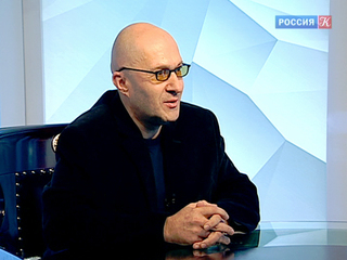 Главная роль. Антон Батагов.Эфир от 20.10.2016
