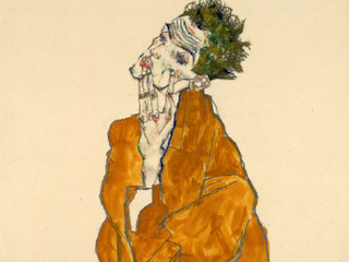 Рисунки Густава Климта и Эгона Шиле покажут в ГМИИ им. Пушкина