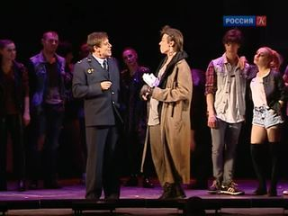 Новости культуры. Эфир от 20.01.2017 (23:30)
