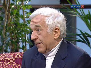 Вадим Репин Николай Луганский  Московская