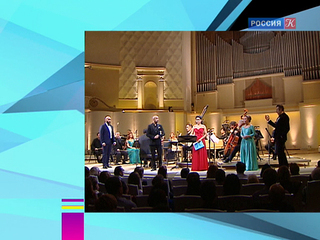 Новости культуры. Эфир от 15.09.2014 (23:40)
