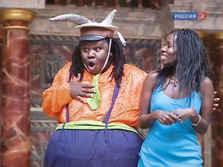 Новости культуры. Эфир от 30.10.2014 (23:00)