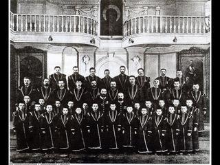 Автор: Фото предоставлено Московским Синодальным хором
