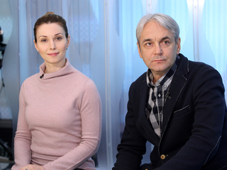 Александра Урсуляк и Андрей Заводюк / Автор: Вадим Шульц