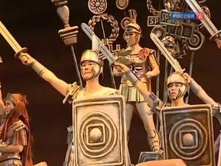 Новости культуры. Эфир от 29.04.2015 (19:00)
