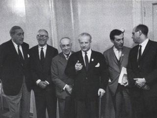 Из истории Конкурса Чайковского. 1966 год / Автор: Фото предоставлено пресс-службой Конкурса Чайковского