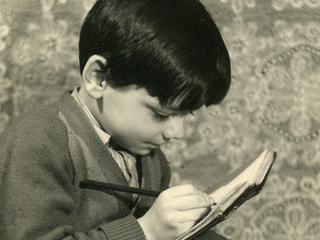 """Константин Райкин. Фото из семейного архива / Автор: Фото из архива театра """"Сатирикон"""""""