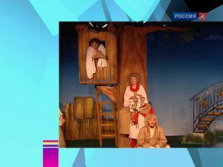 Новости культуры. Эфир от 29.07.2015 (10:00)