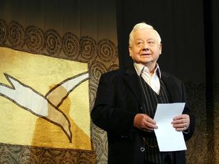 Олег Табаков. 150 лет со дня рождения А.П. Чехова / Автор: Екатерина Цветкова
