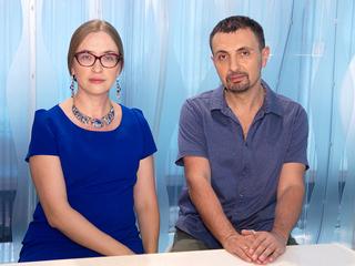 Елена Саенкова и Левон Нерсесян / Автор: Вадим Шульц
