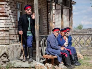 """Кадр из сериала """"Тихий Дон"""""""