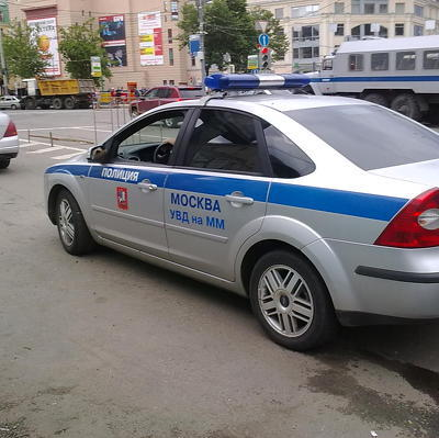 Стрельба на Волгоградском проспекте в Москве